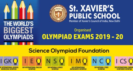Science Olympiad Foundation, New Delhi is going to Organise World's