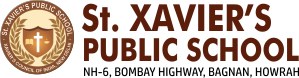 Best CBSE/ Cambridge IGCSE International School | St. Xavier's Public School, Bagnan, Howrah Logo