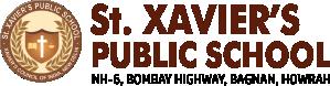 Best CBSE/ Cambridge IGCSE International School | St. Xavier's Public School, Bagnan, Howrah Logo